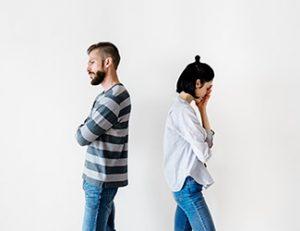 No-fault divorce vs. at-fault divorce