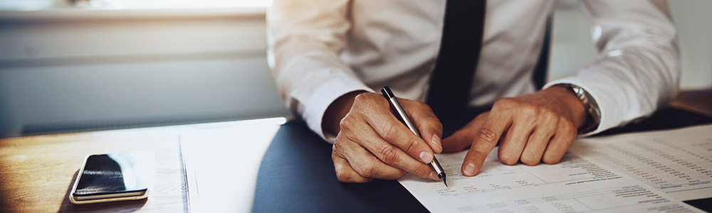 At-fault divorce paperwork