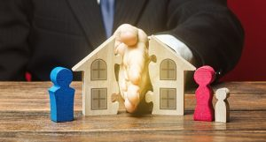 Lawyer explaining high asset divorce issues