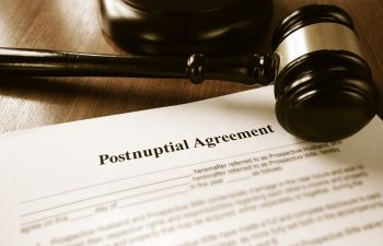 Reasons to Consider a Postnuptial Agreement
