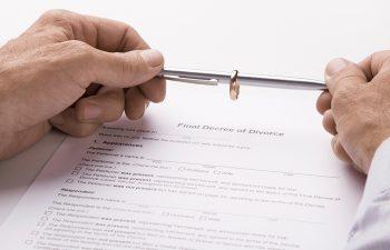 Legal separation in Georgia document